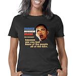 Obama fool people dk Women's Classic T-Shirt