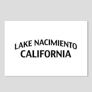 Lake Nacimiento California Postcards (Package of 8