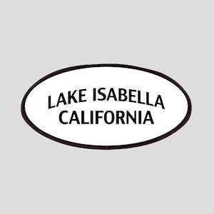 Lake Isabella California Patches