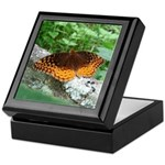 Great Spangled Fritillary Keepsake Box