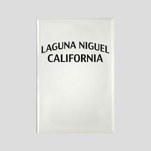 Laguna Niguel California Rectangle Magnet