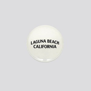 Laguna Beach California Mini Button