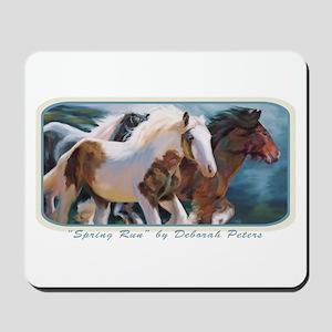 Horses (Horizon) Mousepad