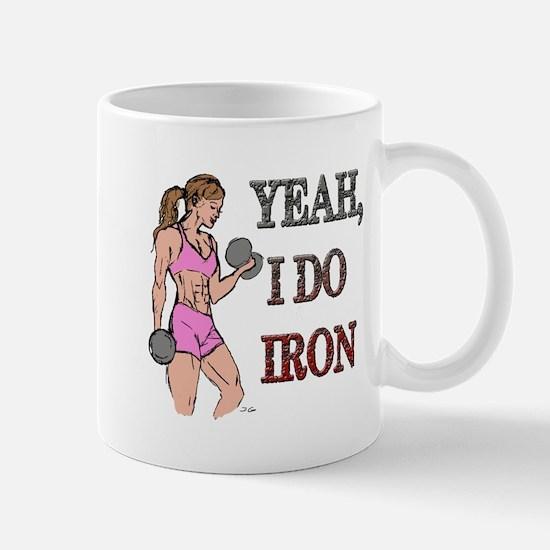 Fitness Godess Mug