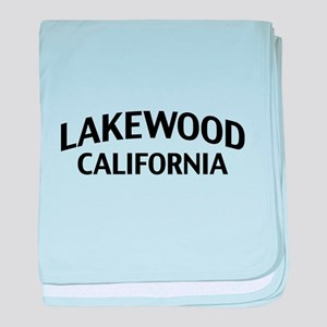 Lakewood California baby blanket