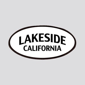 Lakeside California Patches
