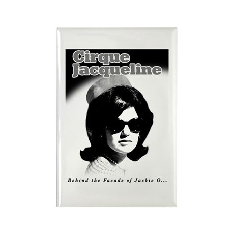 Jackie O Show Rectangle Magnet (10 pack)