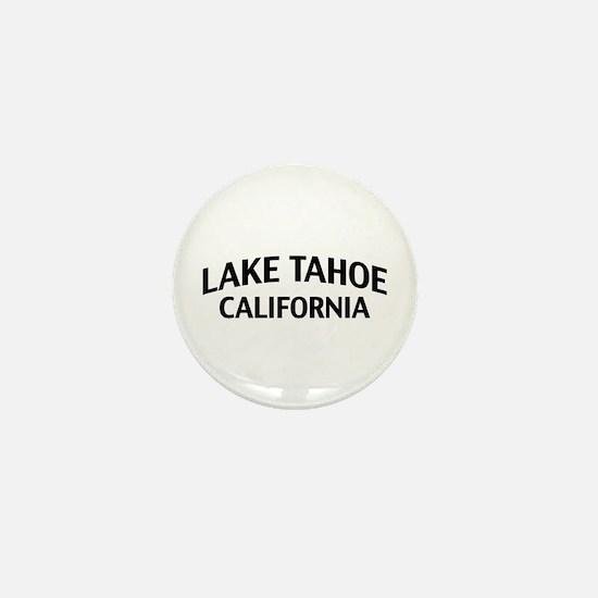 Lake Tahoe California Mini Button