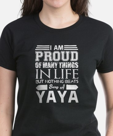 Im Proud Many Things Nothings Beats Being T-Shirt