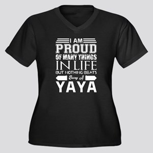 Im Proud Many Things Nothings Be Plus Size T-Shirt