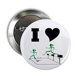 """SteepleChics 2.25"""" Button (10 pack)"""