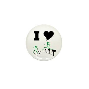 SteepleChics Mini Button (100 pack)