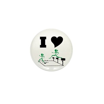 SteepleChics Mini Button