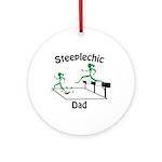SteepleChics Ornament (Round)