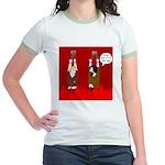 Dry Heat Jr. Ringer T-Shirt