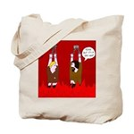 Dry Heat Tote Bag