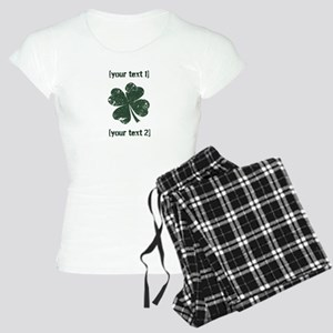 Universal St. Patty's Day Women's Light Pajamas