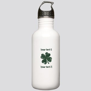 Universal St. Patty's Day Stainless Water Bottle 1