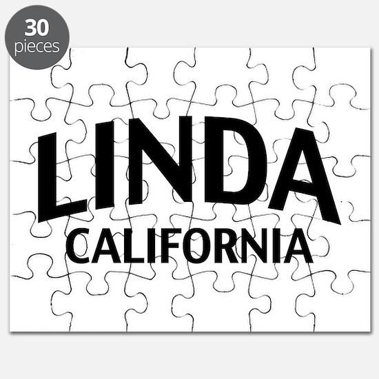 Linda California Puzzle