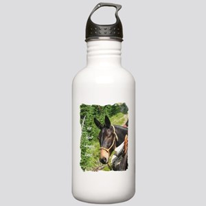 Smiling Mule Stainless Water Bottle 1.0L