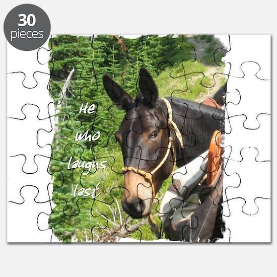 Smiling Mule Puzzle