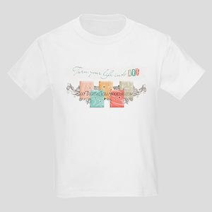 goDigitalScrapbooking Kids Light T-Shirt