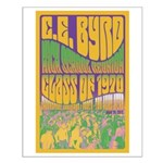 Byrd Class of '70 Reunion Small Poster