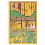 Byrd Class of '70 Reunion Large Poster