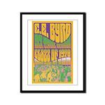 Byrd Class of '70 Reunion Framed Panel Print