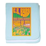 Byrd Class of '70 Reunion baby blanket