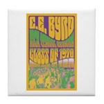 Byrd Class of '70 Reunion Tile Coaster