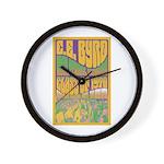 Byrd Class of '70 Reunion Wall Clock