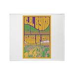 Byrd Class of '70 Reunion Throw Blanket