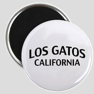 Los Gatos California Magnet