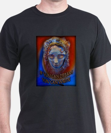 Cute Book goddess T-Shirt