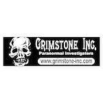 Grimstone Bumper Sticker