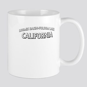 Loomis Basin-Folsom Lake California Mug