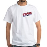 Texas Sled Hockey White T-Shirt