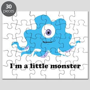 little monster Puzzle