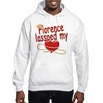 Florence Lassoed My Heart Hooded Sweatshirt