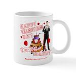 Happy V-Day Mug