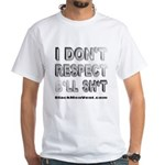 IDRBS White T-Shirt