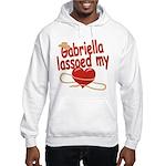 Gabriella Lassoed My Heart Hooded Sweatshirt