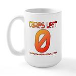 Cares Left 1 Large Mug
