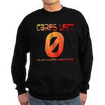 Cares Left 1 Sweatshirt (dark)