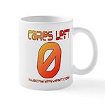 Cares Left 1 Mug