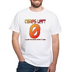 Cares Left 1 White T-Shirt