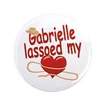 Gabrielle Lassoed My Heart 3.5
