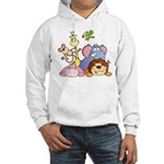 Jungle Animals Hooded Sweatshirt