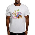 Jungle Animals Light T-Shirt